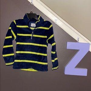 BOGO💙💙 Boys Small 5/6 quarter zip pullover